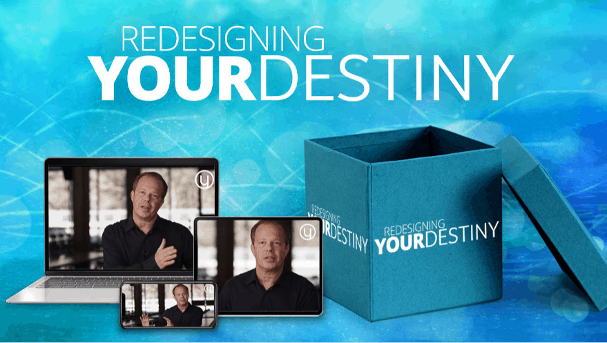Redesigning your Destiny