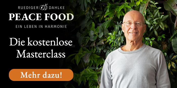 Peace Food Masterclass